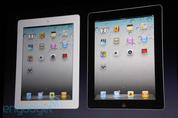 iPad 2. Credit: Engadget